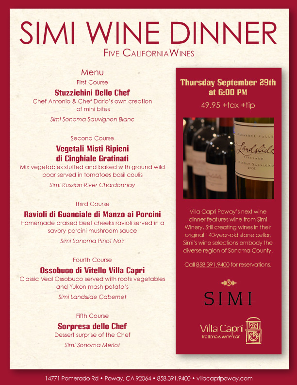 villa-capri-wine-dinner