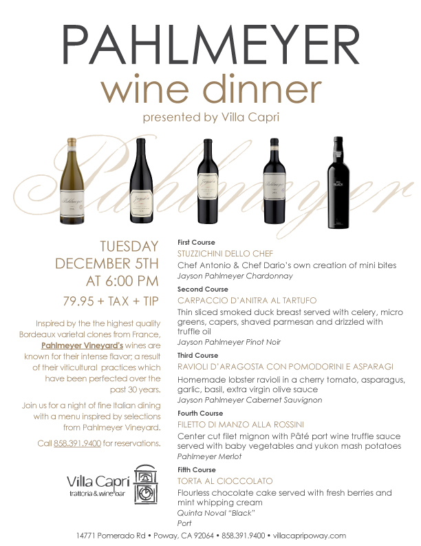 villa-capri-december-wine-dinner