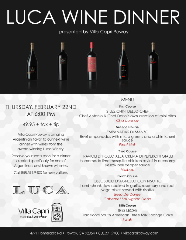 villa-capri-poway-wine-dinner-menu